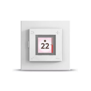 NOBO_termosztat_NTB-2R_Feher