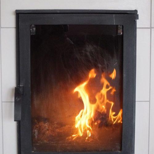 minimál tűztér